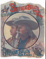 Buffalo Bill's Wild West Combined with Pawnee Bill's Great Far East 1909 Courier