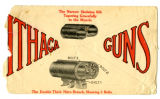 Correspondence, Ithaca Gun Co. and Mrs. Troup Saxon