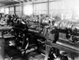 cut-off machines for 18 pounder;  Winchester plant, 1918