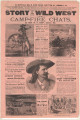Story of the Wild West and Camp-fire Chats Advertisement